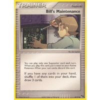 Bill's Maintenance 6/17 POP Series 5 Uncommon Trainer Pokemon Card NEAR MINT TCG