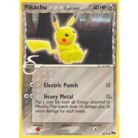 Pikachu (Delta Species) 13/17 POP Series 5 Common Pokemon Card NEAR MINT TCG