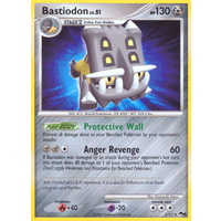 Bastiodon 1/17 POP Series 6 Holo Rare Pokemon Card NEAR MINT TCG