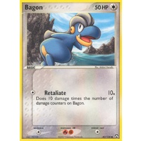 Bagon 43/108 EX Power Keepers Common Pokemon Card NEAR MINT TCG