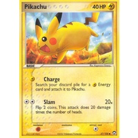 Pikachu 57/108 EX Power Keepers Common Pokemon Card NEAR MINT TCG