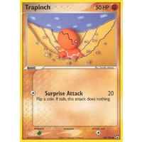 Trapinch 68/108 EX Power Keepers Common Pokemon Card NEAR MINT TCG