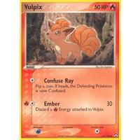 Vulpix 69/108 EX Power Keepers Common Pokemon Card NEAR MINT TCG