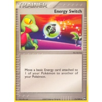 Energy Switch 75/108 EX Power Keepers Uncommon Trainer Pokemon Card NEAR MINT TCG