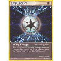 Warp Energy 91/108 EX Power Keepers Uncommon Pokemon Card NEAR MINT TCG