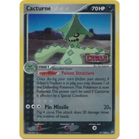Cacturne 27/108 EX Power Keepers Reverse Holo Uncommon Pokemon Card NEAR MINT TCG