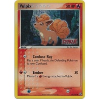 Vulpix 69/108 EX Power Keepers Reverse Holo Common Pokemon Card NEAR MINT TCG