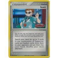 Scott 81/108 EX Power Keepers Reverse Holo Uncommon Trainer Pokemon Card NEAR MINT TCG