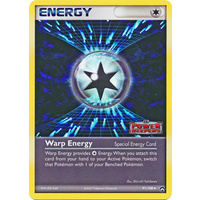 Warp Energy 91/108 EX Power Keepers Reverse Holo Uncommon Pokemon Card NEAR MINT TCG