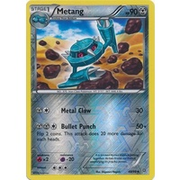 Metang 48/98 XY Ancient Origins Reverse Holo Uncommon Pokemon Card NEAR MINT TCG
