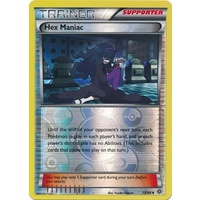 Hex Maniac 75/98 XY Ancient Origins Reverse Holo Uncommon Trainer Pokemon Card NEAR MINT TCG