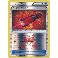 Magma Pointer 24/34 XY Double Crisis Reverse Holo Uncommon Trainer Pokemon Card NEAR MINT TCG