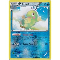 Politoed 18/111 XY Furious Fists Reverse Holo Rare Pokemon Card NEAR MINT TCG