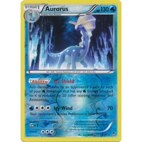 Aurorus 26/111 XY Furious Fists Reverse Holo Rare Pokemon Card NEAR MINT TCG