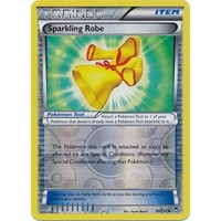 Sparkling Robe 99/111 XY Furious Fists Reverse Holo Uncommon Trainer Pokemon Card NEAR MINT TCG