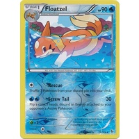 Floatzel 29/106 XY Flashfire Reverse Holo Rare Pokemon Card NEAR MINT TCG