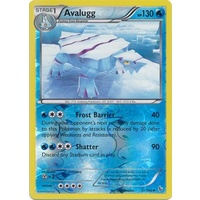 Avalugg 31/106 XY Flashfire Reverse Holo Uncommon Pokemon Card NEAR MINT TCG