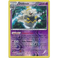 Dusknoir 40/106 XY Flashfire Reverse Holo Rare Pokemon Card NEAR MINT TCG