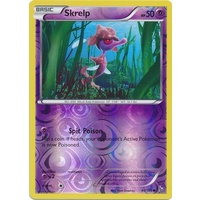 Skrelp 44/106 XY Flashfire Reverse Holo Common Pokemon Card NEAR MINT TCG