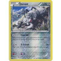 Durant 61/106 XY Flashfire Reverse Holo Rare Pokemon Card NEAR MINT TCG