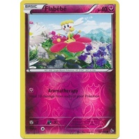 Flabebe 62/106 XY Flashfire Reverse Holo Common Pokemon Card NEAR MINT TCG