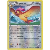 Pidgeotto 76/106 XY Flashfire Reverse Holo Uncommon Pokemon Card NEAR MINT TCG