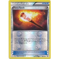 Fiery Torch 89/106 XY Flashfire Reverse Holo Uncommon Trainer Pokemon Card NEAR MINT TCG