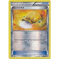 Sacred Ash 96/106 XY Flashfire Reverse Holo Uncommon Trainer Pokemon Card NEAR MINT TCG