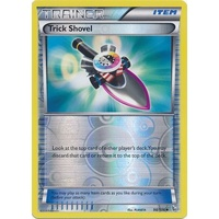 Trick Shovel 98/106 XY Flashfire Reverse Holo Uncommon Trainer Pokemon Card NEAR MINT TCG