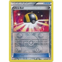 Ultra Ball 99/106 XY Flashfire Reverse Holo Uncommon Trainer Pokemon Card NEAR MINT TCG