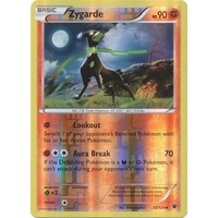 Zygarde 52/124 XY Fates Collide Reverse Holo Uncommon Pokemon Card NEAR MINT TCG