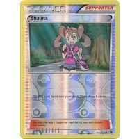 Shauna 111/124 XY Fates Collide Reverse Holo Uncommon Trainer Pokemon Card NEAR MINT TCG