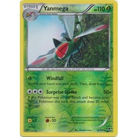 Yanmega 4/119 XY Phantom Forces Reverse Holo Rare Pokemon Card NEAR MINT TCG