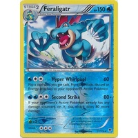 Feraligatr 17/119 XY Phantom Forces Reverse Holo Rare Pokemon Card NEAR MINT TCG
