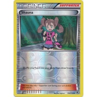 Shauna 104/119 XY Phantom Forces Reverse Holo Uncommon Trainer Pokemon Card NEAR MINT TCG
