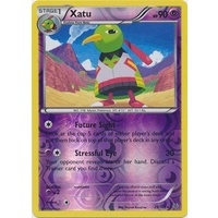 Xatu 29/108 XY Roaring Skies Reverse Holo Rare Pokemon Card NEAR MINT TCG