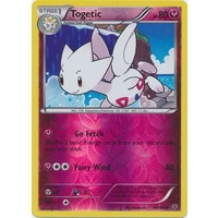 Togetic 44/108 XY Roaring Skies Reverse Holo Uncommon Pokemon Card NEAR MINT TCG