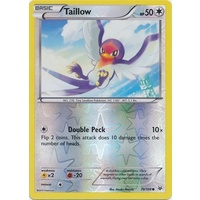 Taillow 70/108 XY Roaring Skies Reverse Holo Common Pokemon Card NEAR MINT TCG