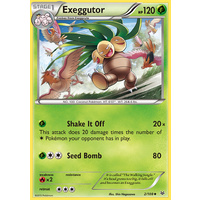 Exeggutor 2/108 XY Roaring Skies Uncommon Pokemon Card NEAR MINT TCG