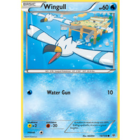 Wingull 18/108 XY Roaring Skies Common Pokemon Card NEAR MINT TCG