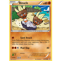 Binacle 38/108 XY Roaring Skies Common Pokemon Card NEAR MINT TCG