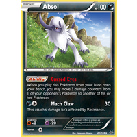 Absol 40/108 XY Roaring Skies Holo Rare Pokemon Card NEAR MINT TCG