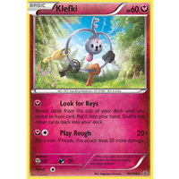 Klefki 48/108 XY Roaring Skies Rare Pokemon Card NEAR MINT TCG