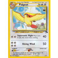 Pidgeot 2/18 Southern Island Collection Promo Pokemon Card NEAR MINT TCG