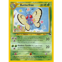 Butterfree 9/18 Southern Island Collection Promo Pokemon Card NEAR MINT TCG