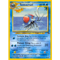 Tentacruel 10/18 Southern Island Collection Promo Pokemon Card NEAR MINT TCG