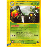 Beedrill 5/144 E-Series Skyridge Rare Pokemon Card NEAR MINT TCG