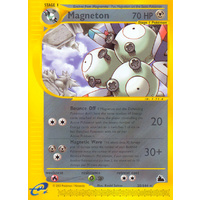 Magneton 20/144 E-Series Skyridge Rare Pokemon Card NEAR MINT TCG