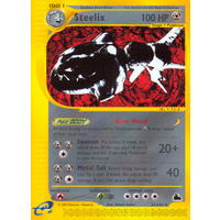 Steelix 31/144 E-Series Skyridge Rare Pokemon Card NEAR MINT TCG