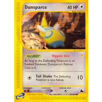 Dunsparce 53/144 E-Series Skyridge Common Pokemon Card NEAR MINT TCG